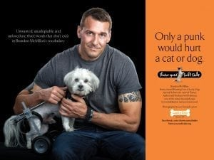 Unwanted, unadoptable and unloved are three words that don't exist in Brandon McMillan's vocabulary.