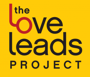 The Love Leads Project logo