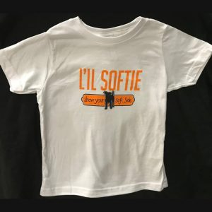 toddler tee - SYSS lil softie