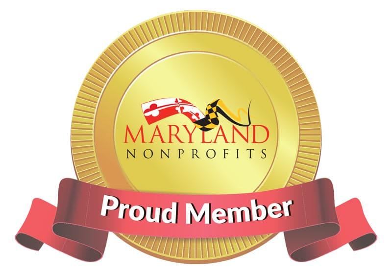 Maryland Nonprofits Proud Member logo